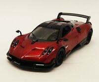Pagani Huayra - Red - Kinsmart Pull Back & Go Diecast Metal Model Car