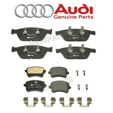 8R0698151AB AUDI OEM 14-17 Q5 Brake-Front-Brake Pads Sensor not Included
