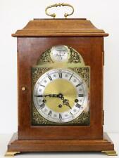 TRIPLE CHIMING BRACKET or MANTEL CLOCK whittington, westminster & st. michaels