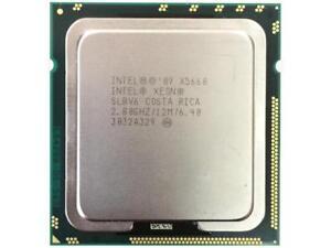 Intel xeon x5660 x5670 x5680 x5690 LGA 1366 PIN Processors ONLY CPU wholesale