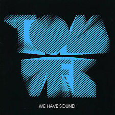 We Have Sound by Tom Vek (CD, Apr-2005, Tummy Touch)