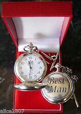 Fob Watch for Best Man. NIB
