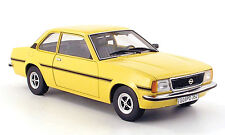 OPEL ASCONA B SR 1975 PASTEL BEIGE SUNSTAR 5382 1/18 EUROPEAN COLLECTIBLES