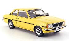 Opel Ascona B SR Jaune 1/18