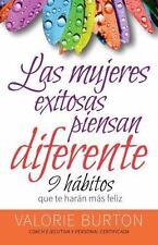 Las Exitosas Piensan Diferente : 9 Hábitos Que Te Harán Feliz9 Habits to Make...