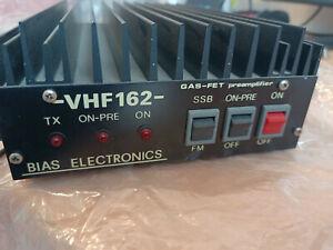 Amplificatore BIAS VHF162