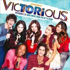 Victorious 2.0: More Music from the Hit TV Show [Orig TV Sndtrk] [EP] CD NEW