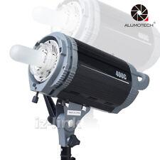 Flash Lighting Speedlite 5500K E27 Bulb 400W Remote Dimming Digital Strobe Lamp
