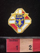 Patch K Of C ~ Knights Of Columbus ~ Fraternal Organization 74LL