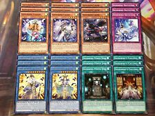 Yugioh RATE-EN038 Shinobaron Peacock Shinobird Deck Core Ritual Set 24 Cards NM