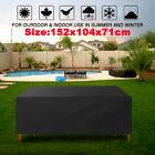 Heavy Duty Waterproof Garden Patio Furniture Cover Rattan Table Cube Set Outdoor