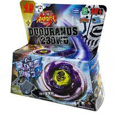 Beyblade Duo Uranus Ice-Titan BB121C w/launcher Set 30WD 4D Metal Fusion USA