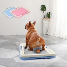 New Pet Dog Potty Training Portable Litter Box Puppy Pad Holder Tray Indoor