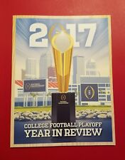 1) CLEMSON TIGERS : 2017 COLLEGE FOOTBALL YEAR IN REVIEW, CHAMPIONSHIP MAGAZINE