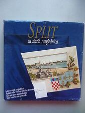 Split sa starih razglednica Split auf alten Ansichtskarten postcards cartoline