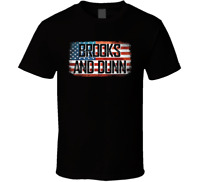Brooks And Dunn American Pride Country Music Concert Fan T Shirt