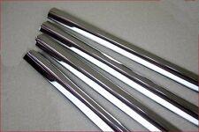BMW X5 Chrome Window Sill Trim Stainless Steel E70 2007-2010