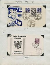 FRANCE COVER  LOT Q   AS SHOWN