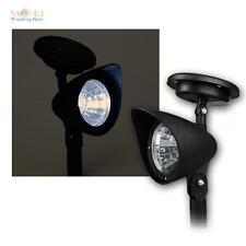 LED solare Lampada per esterni Faretto Spot IP44 Giardino Lampada Illuminazione