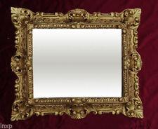 barocke antike spiegel in gold g nstig kaufen ebay. Black Bedroom Furniture Sets. Home Design Ideas