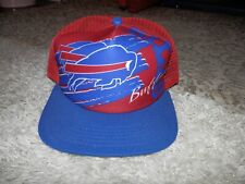Buffalo Bills hat cap NFL Snapback NEW VINTAGE NFL 1990's hat 90's