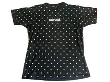 Supreme x Comme des Garcons CDG Box Logo Tee Black Large Polka Dot Authentic