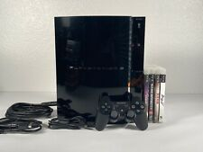PS3 Console Wireless Controller Cords Tested Excellent Fast Same Day Shipping