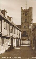 Wilts Wiltshire DEVIZES St John's Church Judges RP PPC