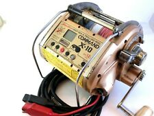 Miya Epoch COMMAND X-10,CX-10 8-Speed Deep-sea Electric reel +Used PE line 12V