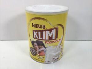 Nestle KLIM Fortificada, Dry Whole Milk Powder, 56.4 oz. Canister