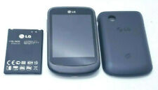 100 Lot LG 306G Cell Phone Tracfone Wireless Smartphone Touchscreen Gray