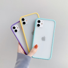 Mint Hybrid Simple Matte Bumper Phone Case For iPhone 11 iphone 11 pro iphone 11