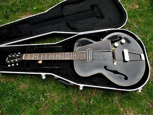 """VINTAGE GIBSON ES-150 GUITAR, LATE 30'S, CHARLIE CHRISTIAN PU., """"PLAYER"""""""