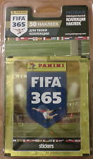 50 Stickers Panini FIFA 365 Collection 5x10 packs