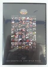 2011 Indianapolis 500 100th Anniversary DVD Winner Dan Wheldon