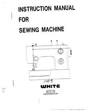 Instruction manual, brother ls-2125: sewing parts online.