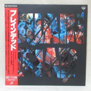 BRAINDEAD 1992' Laserdisc Japanese OBI