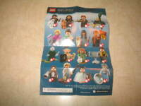 New Lego 71022 Harry Potter- Fantastic Beasts - PICK YOUR MINIFIGURES **READ**