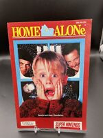 Home Alone Instruction Manual ONLY! (SNES, Super Nintendo) Booklet THQ