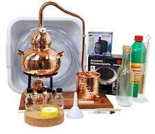 CopperGarden Destille ALEMBIK 2 Liter Tischdestille Sorgenfrei Paket + Zubehör
