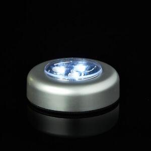 DECORATIVE LED LIGHT BASE LIGHT UP BASE - ROUND