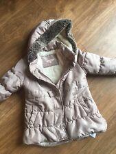 Chicas 2-3 invierno abrigo, Bluezoo