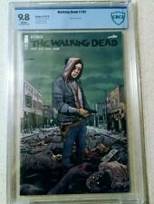 The Walking Dead # 192 CBCS 9.8 - Death of Rick Grimes! 1st Print not CGC