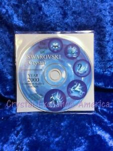 Swarovski: CD of 2000 Crystal Retirements Catalog Book; PowerPoint/Images on CD