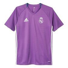 Camiseta de fútbol adidas en morado
