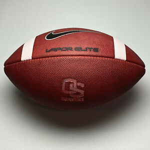 2012 Oregon State University Beavers Game Issued Nike Vapor Elite NCAA Football