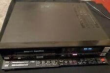 Sanyo Super Beta with HiFi Stereo Vcr - No Remote