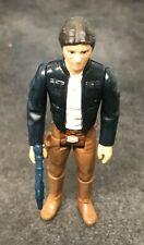 Vintage Figura De Star Wars-Han Solo (: Bespin) - 1980-completa (100% Original)