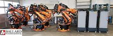 6 - Kuka KR150 Robot Systems! - Pricing includes Shipping Worldwide!