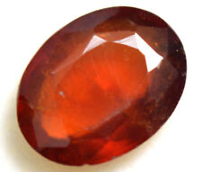 AGSL Certified 3.35 Ct Natural Orange Ceylon Hessonite Garnet Untreated GemStone